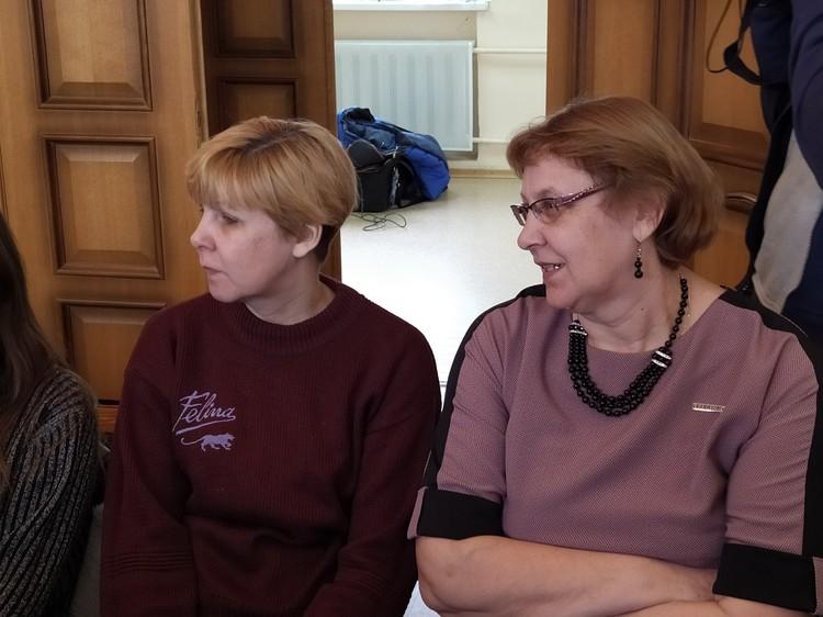 Надежда Фомичева и Татьяна Кислякова - нашедшие друг друга сестры поразительно похожи
