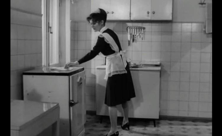 """Кадр из фильма """"Семнадцать мгновений весны"""""""
