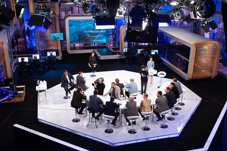 В феврале исполнилось 15 лет каналу «ЗВЕЗДА»