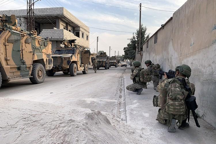 Tо, что турки не станут уходить из Сирии по-доброму, было понятно еще в далеком 13 году