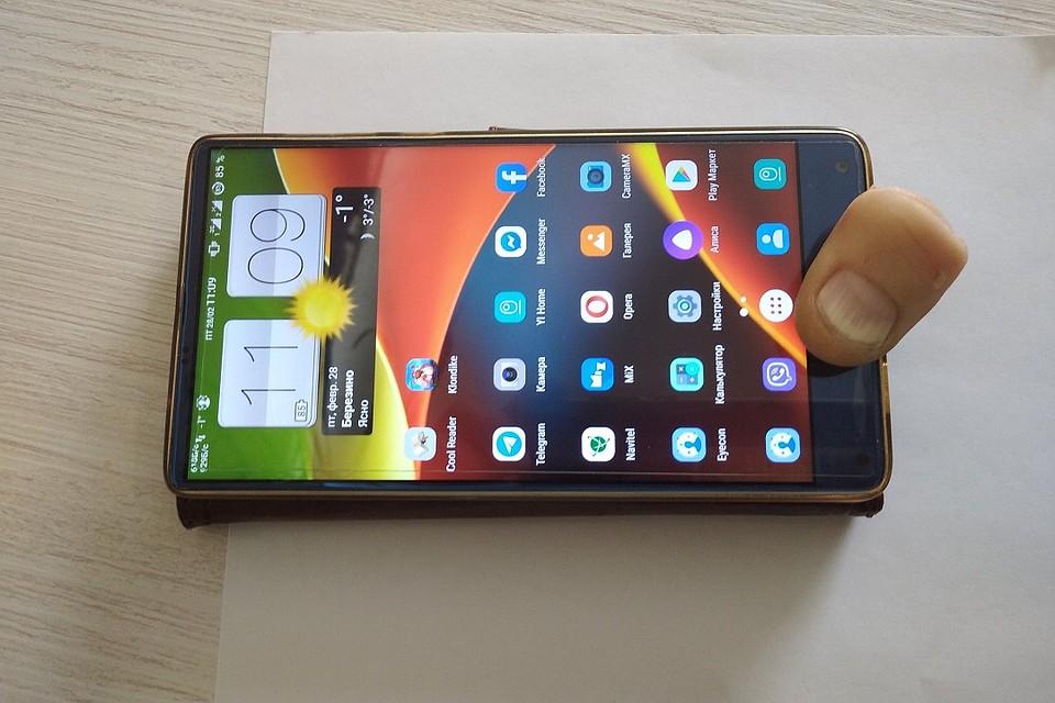 Палец смог разблокировать телефон после разморозки в теплой воде. Фото: facebook.com.pavel.vinogradov