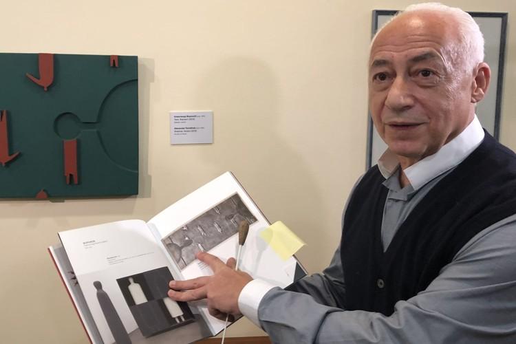 Владимир Спиваков подарил Дому музыки коллекцию картин и открыл новый зал