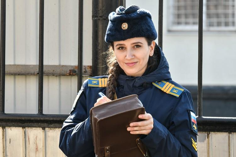 Екатерина Пчела еще до поступления получила свидетельство коммерческого пилота.