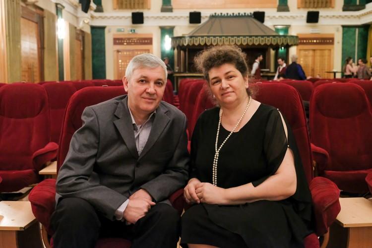 Наталья и Василий вместе уже 25 лет!
