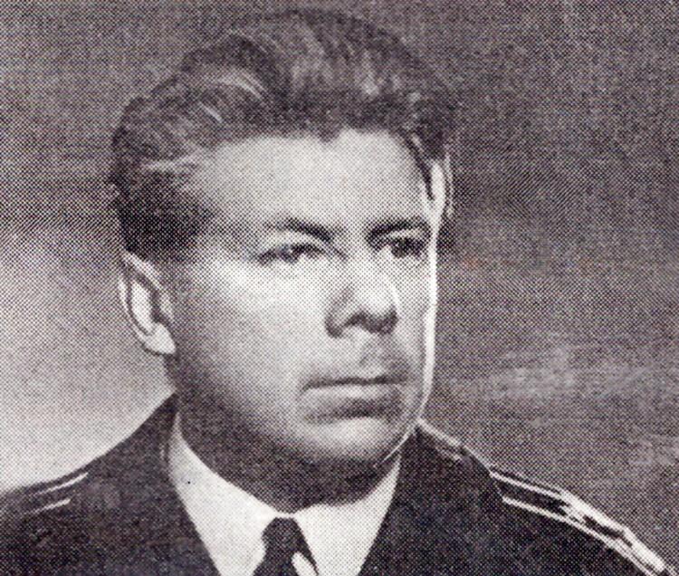 Владимир Ваганов в 60-е годы.