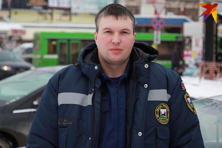 Когда Михаил Дмитриев спас девушку, с улицы он услышал аплодисменты