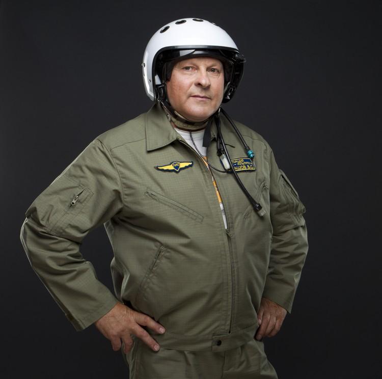 В 2016 году Валерию Поташову присвоено звание Героя России. Из архива Валерия Поташова