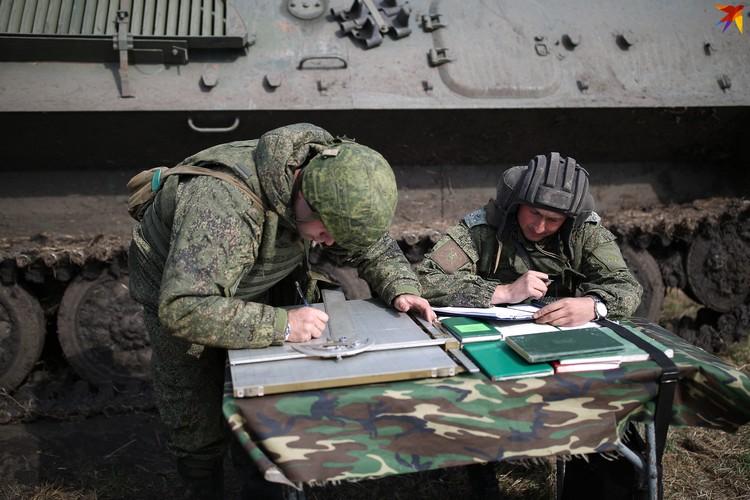 Чтобы удар был точно по цели, военные сначала все тщательно просчитывают