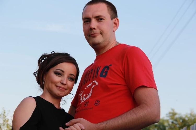 Любовь и Евгений Федориновы борются за жизнь своей малышки