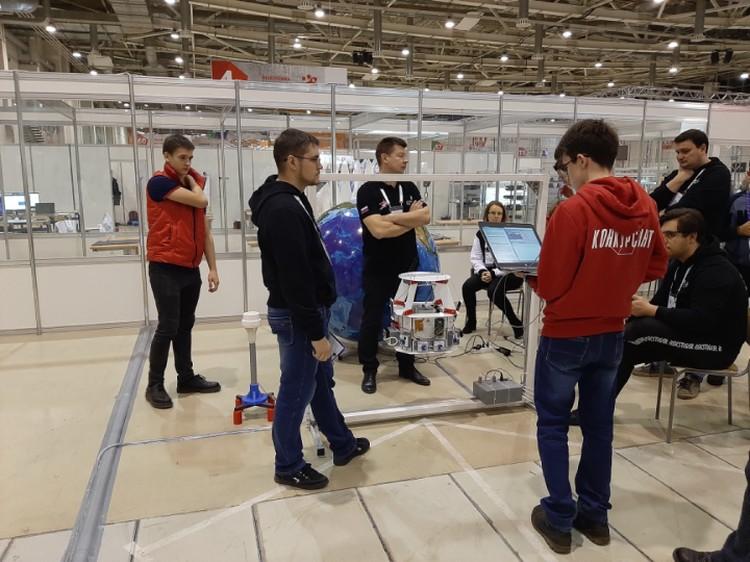 Участие в чемпионате WorldSkills дает студентам возможность испытать себя, что повышает качество образовательного процесса. Фото: Медиацентр ГУАП.