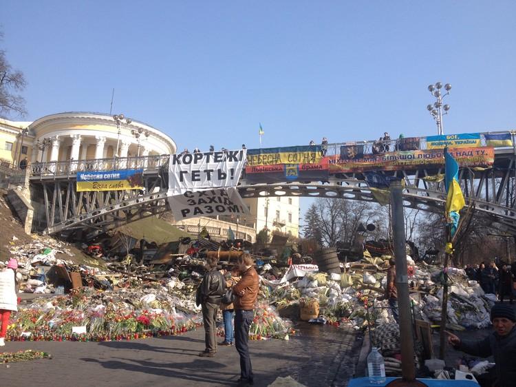 Бывший руководитель главного надзорного органа незалежной признал, что имена инициаторов госпереворота в Киеве давно не были секретом