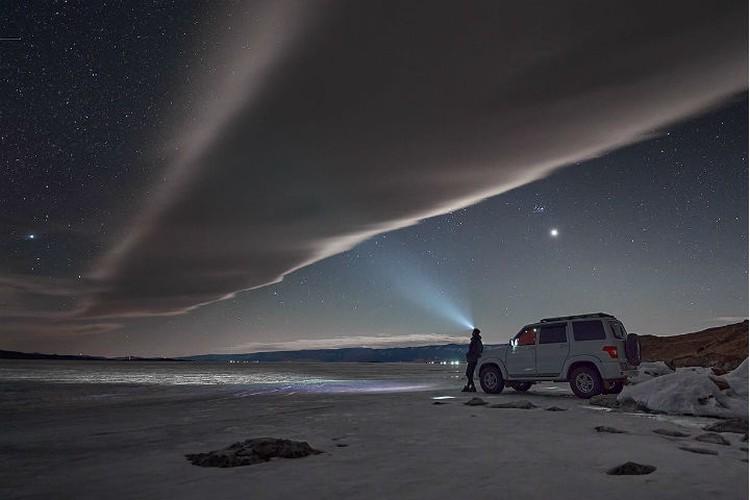 Вот такие фотографии сделал Станислав во время самоизоляции на Байкале. Фото: Станистлав ТОЛСТНЕВ