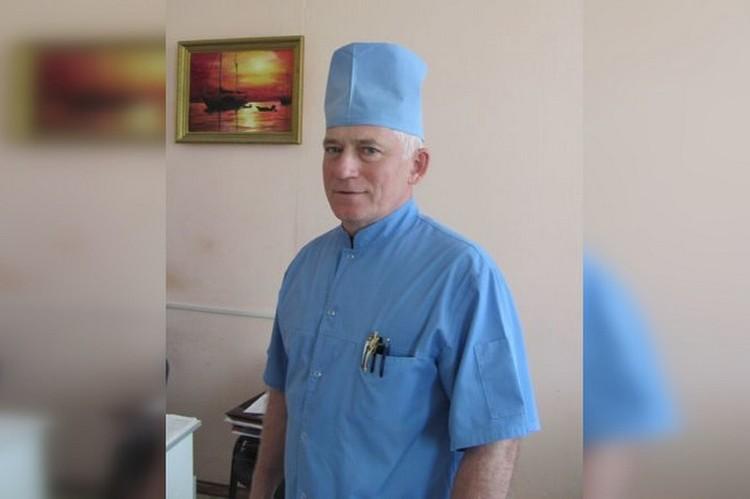 Андрей Керн замечательный хирург, он спас сотни жизней, ему одному из первых подтвердили страшный диагноз.