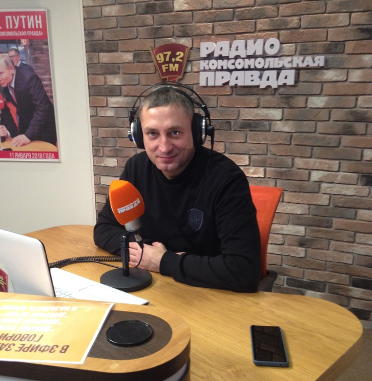 Официальный представитель российского и европейского завода-изготовителя ионизаторов и очистителей воды «Аквалайф» Андрей Петрович.