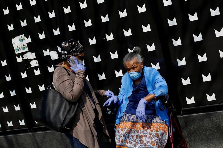 Чернокожие жители Чикаго в дни эпидемии коронавируса.