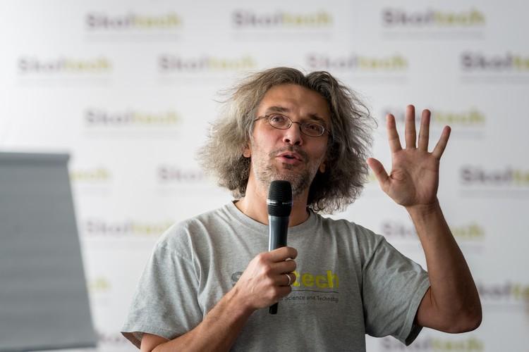 Микробиолог Константин Северинов. Фото: Сколтех
