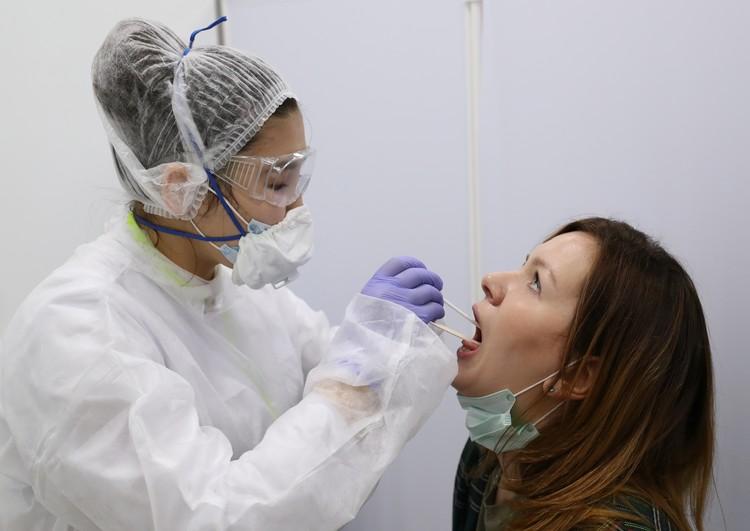 В ближайшее время представят экспресс-тесты на коронавирус