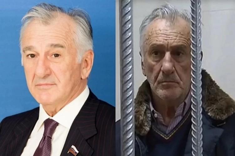Показания против Арашуковых давал экс-сенатор от КЧР Вячеслав Дерев, уверенный, что именно Рауф устранил Жукова и Шебзухова