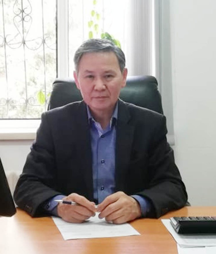 Вахит Сейдуалиев.