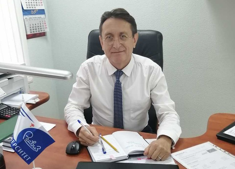 Ректор университета РЕАВИЗ, профессор Радик Хайруллин. Фото: Университет РЕАВИЗ