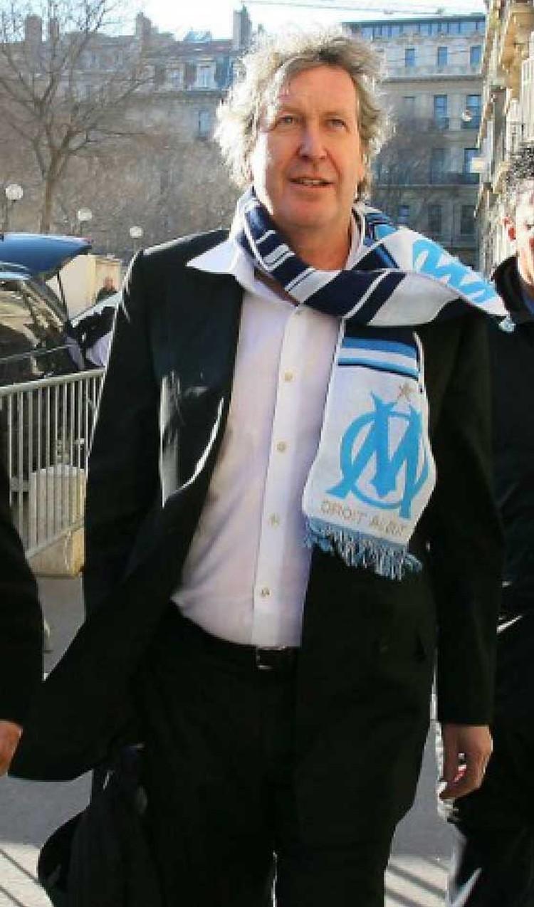 Робер оставил жене в наследство не только крупное состояние, но и футбольный клуб «Олимпик» (Марсель).