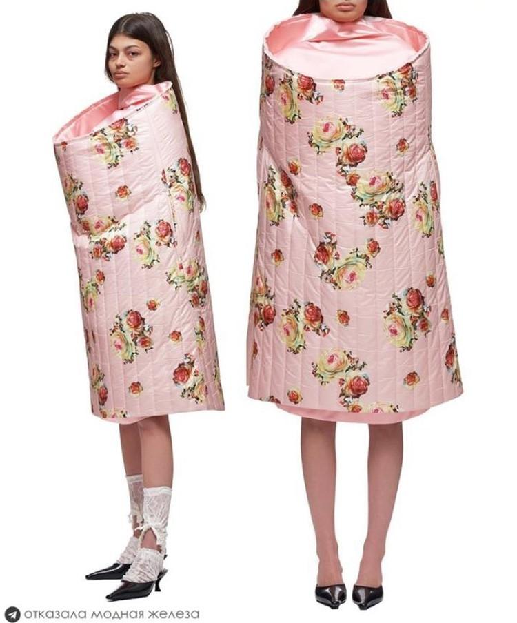 Одеяло для шоу Елены Малышевой