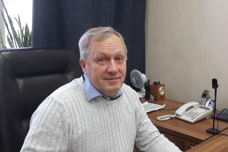 Владимир Васильевич Голованов. Фото предоставлено Агентством недвижимости «Квадротека».