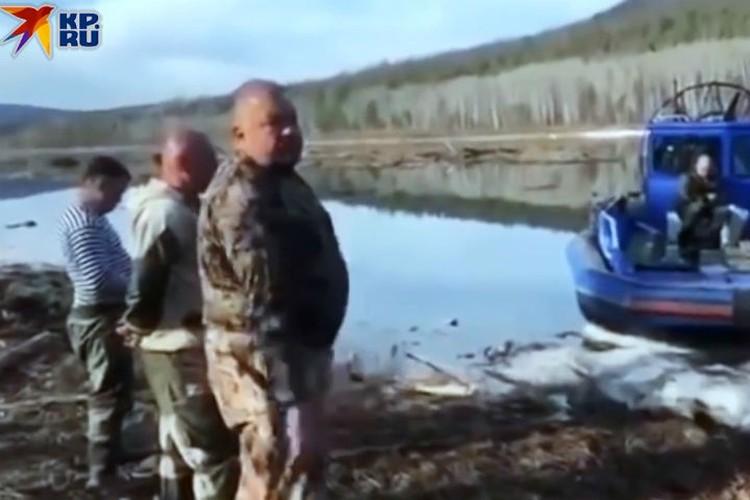 В истории разбираются правоохранители. Фото: скриншот видео.