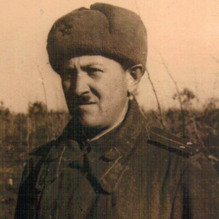 Сергей Довгалюк. Фото: Краеведческий музей Тярлево