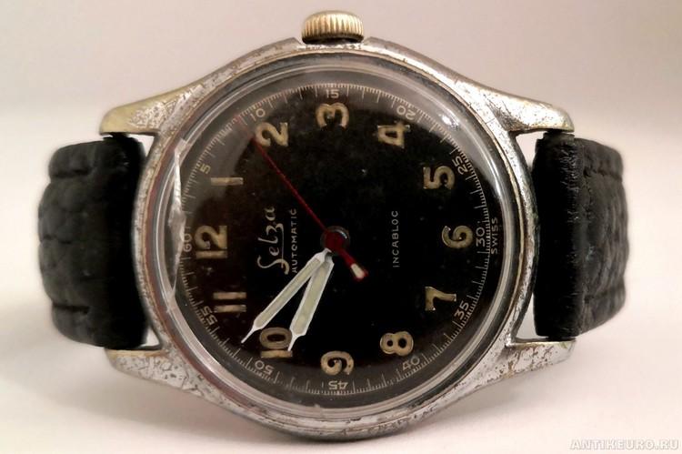Часы Selza. Фото: antikeuro.ru