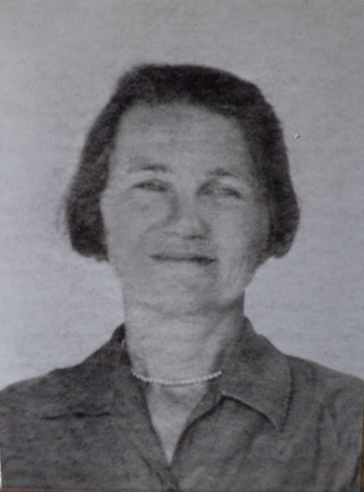 Анна Сандулова. Фото конца 1930-х гг / Новости Новороссии