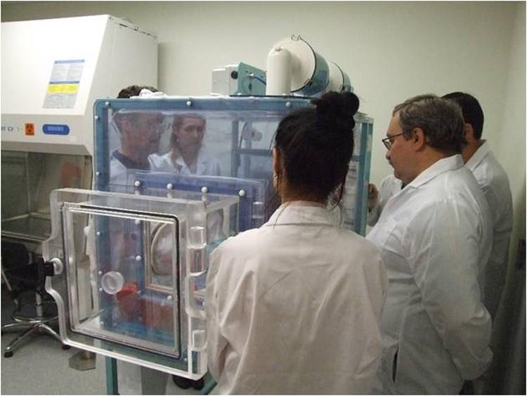 Фото с научного портала ЕС http://coe-project53.istc.int/