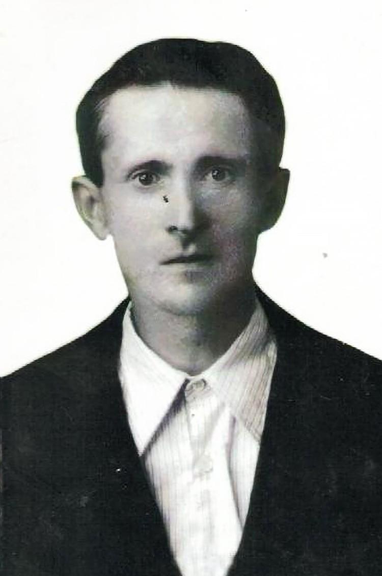 Воронцов Егор Савельевич - мой отец.