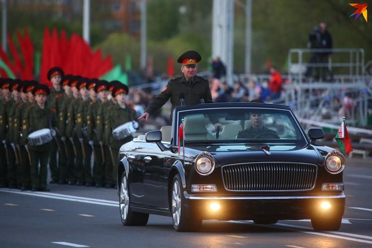 Потапенко Сергей Владимирович - заместитель Министра обороны Республики Беларусь.