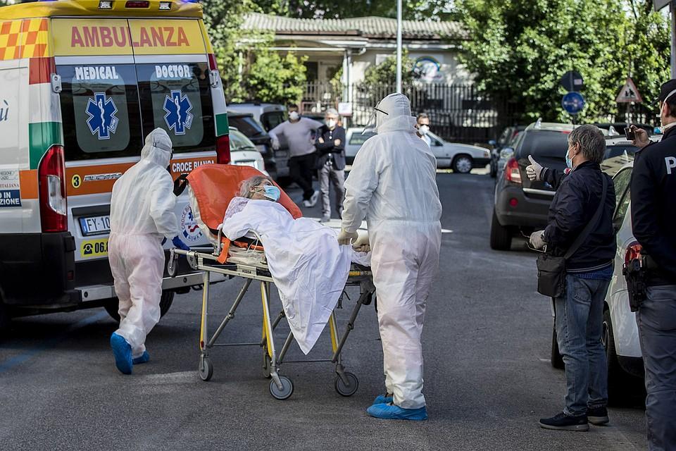Реальную картину, как Европа проходит пандемию коронавируса, мы увидим только через месяц – полтора Фото: GLOBAL LOOK PRESS