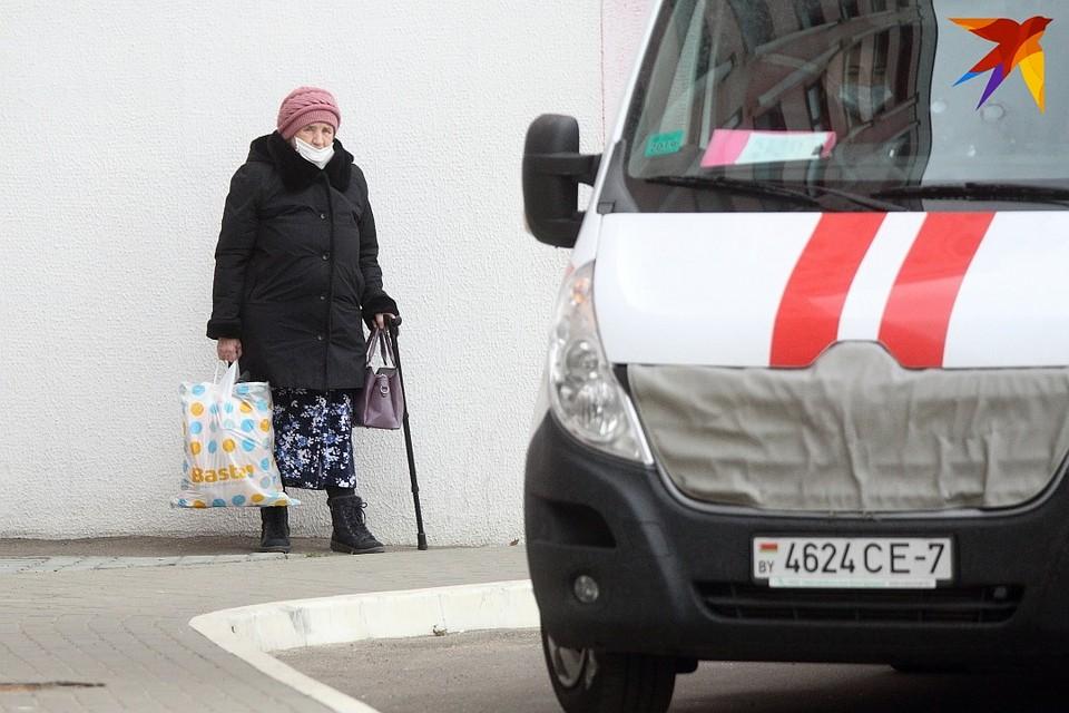 В регионах людей с подозренем на COVID-19 боятся, как прокаженных. Фото: Святослав ЗОРКИЙ