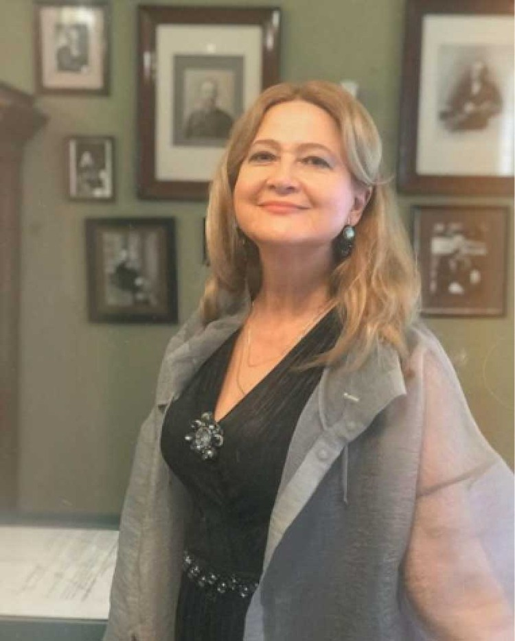 Астролог Тамара Глоба.
