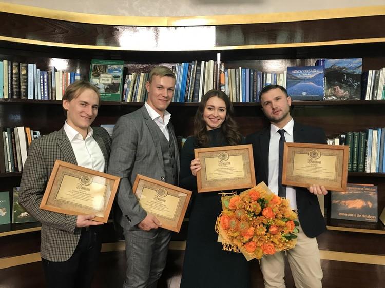Побороться за стипендии могут студенты, аспиранты, молодые учёные, специалисты и общественные деятели. Фото: Пресс-служба РГО