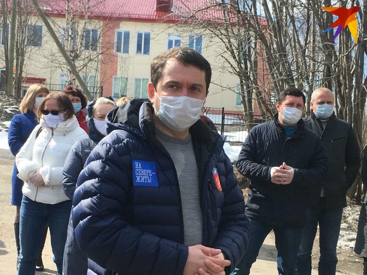 Диалог с мурмашинцами у властей Мурманской области вышел непростым.