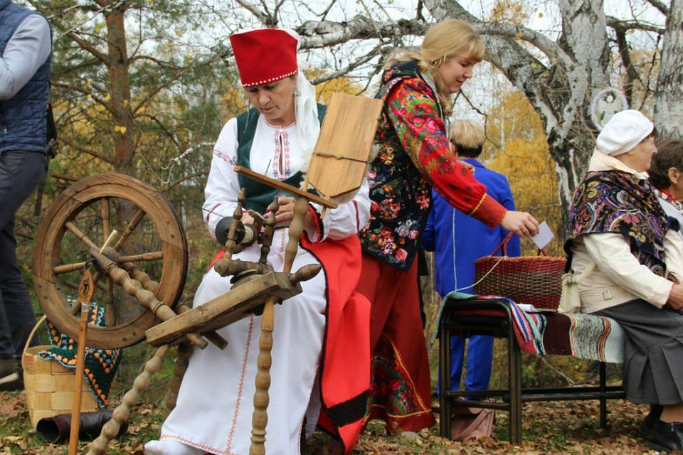 Народные промыслы все еще живут. Фото: сайт администрации Хор-Тагнинского муниципалитета.