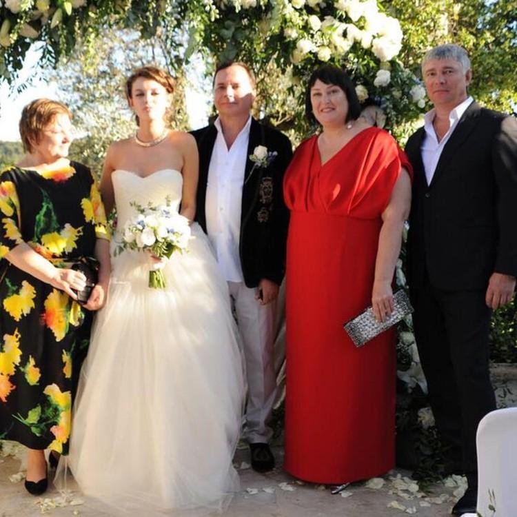 Свадьба Лизы и Валентина Иванова
