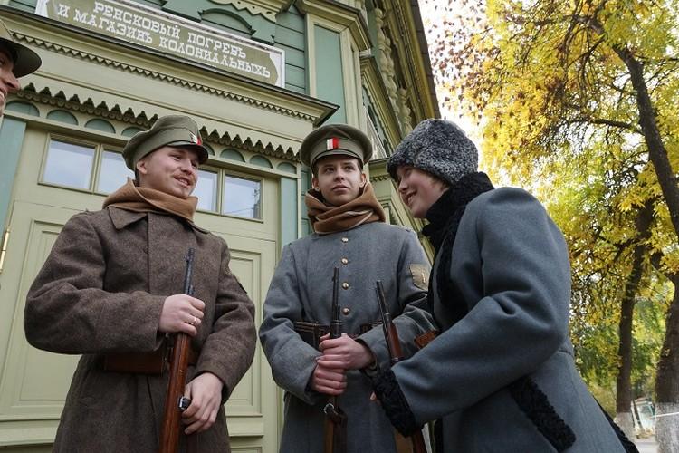 Во время Гражданской войны Уралу было не до болезней
