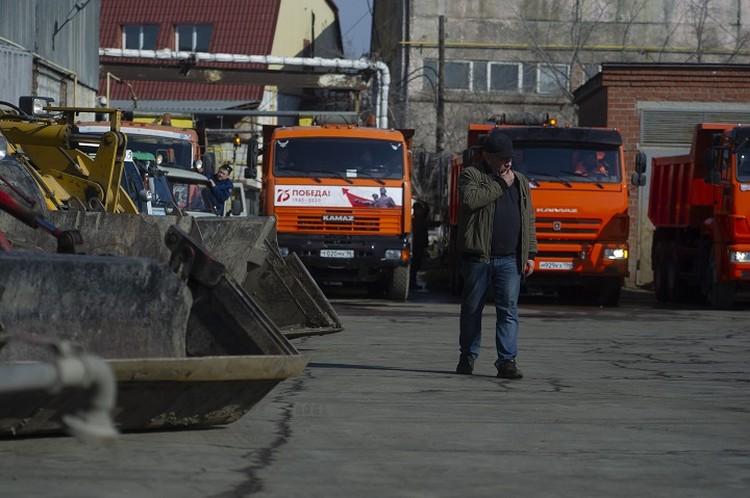 Глава города остался недоволен качеством уборки Уралмаша