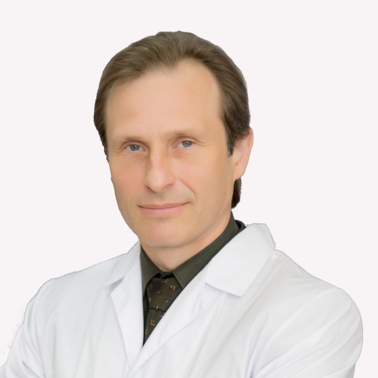 Врач-пульмонолог, профессор РАН Кирилл Зыков