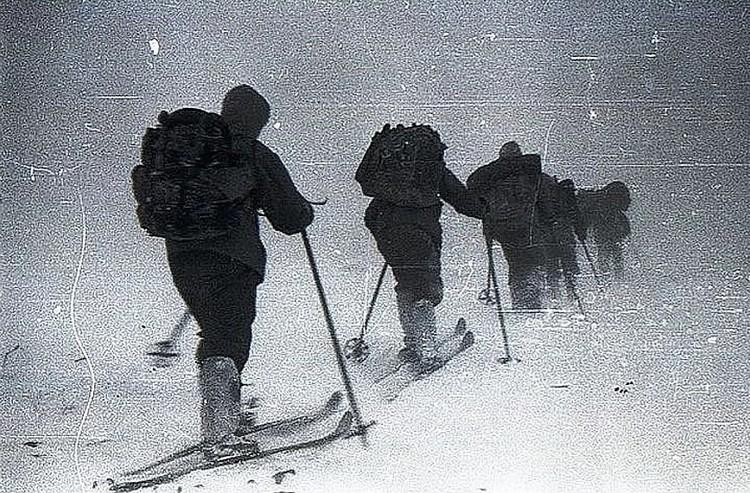 Группа туристов в 1959 году не вернулась и похода, который стал одной из главных загадок века. Фото: Фонд группы Дятлова