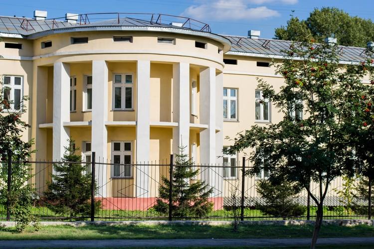 Больше века назад ГИКБ №1 спасала город от тифа, теперь – от коронавируса. Фото: предоставлено Музеем города Новосибирска.