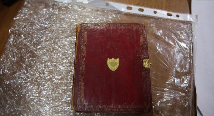 Этот дневник Пушкина считался утраченным Фото: ГУ МВД по Краснодарскому краю