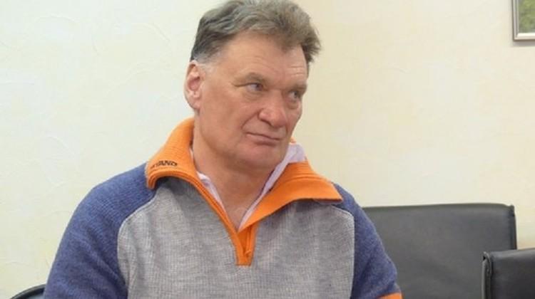 Михаил Шашилов.