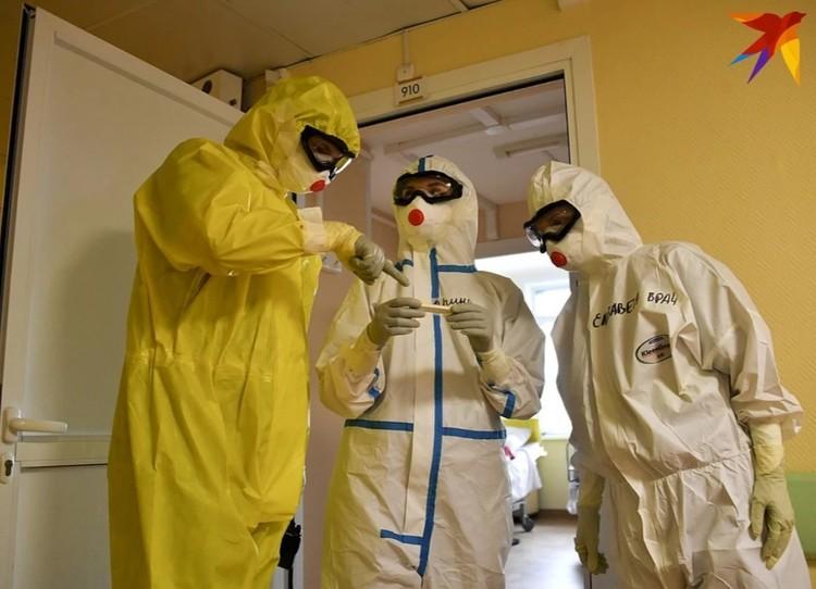 В городе насчитали более 130 геномов коронавируса