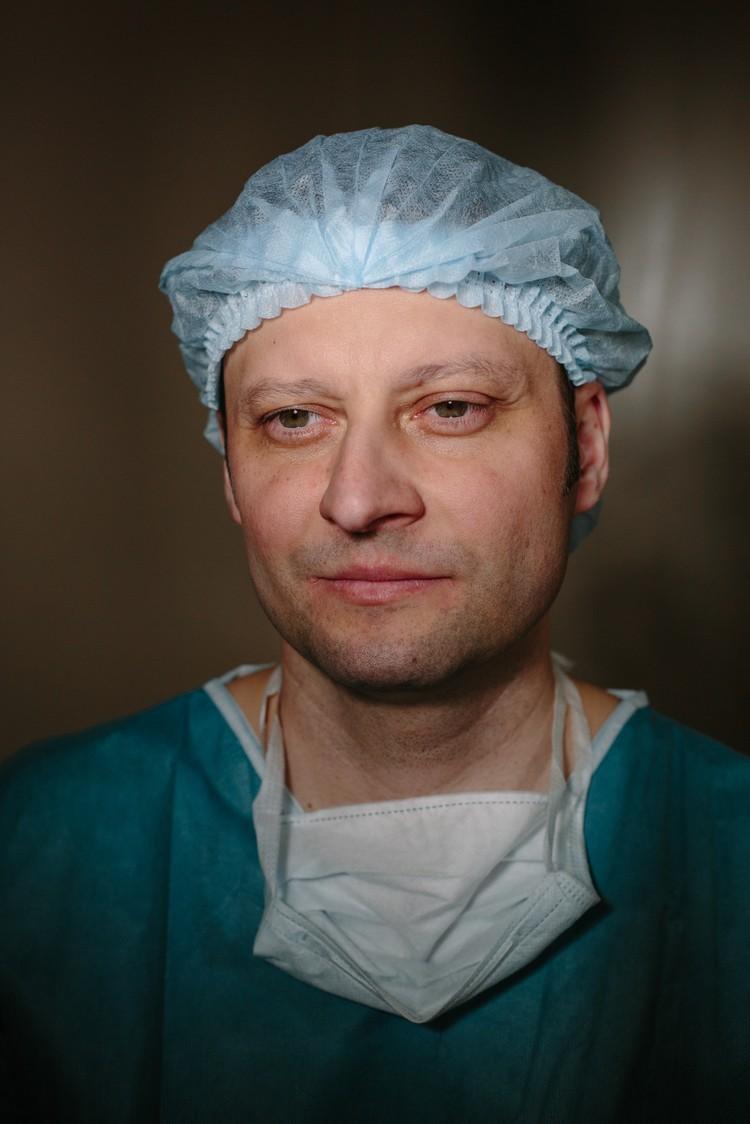 Андрей Павленко был одним из самых успешных оперирующих онкологов России Фото: Ксения Иванова для Таких дел